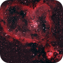 Ic 1805 Ha+oiii,                                xaralam