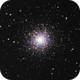 The Great Globular Cluster in Hercules,                                Nikkolai Davenport