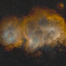 IC 1848 - Soul Nebula,                                Dale Hollenbaugh