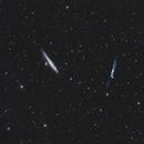 NGC4631 and NGC4656,                                Xplode