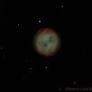 M97 The OWL Nebula Bicolor,                                Edoardo Luca Radi...
