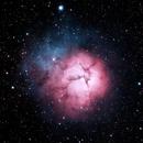 M20 Trifid Nebula,                                Celso Cardoso