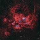 War and Peace Nebula,                                Astrosingh