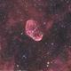 NGC6888 Crescent Nebula,                                Adriano Valvasori