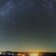 Autumn Milky Way over Santiago de la Espada,                                Máximo Bustamante