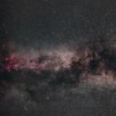 from Cygnus to Sagittarius,                                APK