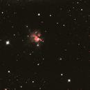 Sh_2-222 / NGC 1579 - Narrow field.,                                Carles Zerbst