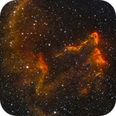IC 63 Gamma Cas Nebula,                                Phil Montgomery
