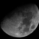 Moon mosaic,                                VuurEnVlam