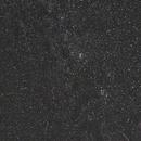Perseid Meteor Composite,                                Jan Curtis