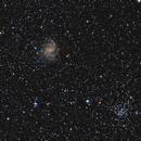 NGC 6946 and NGC 6939,                                Paul Muskee