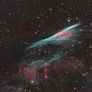 Pencil Nebula NGC 2736,                                Gary Plummer