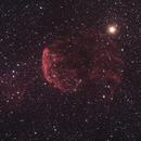 IC443 - Jellyfish nebula,                                Sébastien Kesteloot