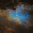 M16 and The Pillars of Creation,                                Nathan Morgan (nm...