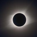 Corona at Totality - Dark Field,                                Jeff Tomasi