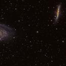 M81 and M82 Bode's Galaxy,                                JLastro