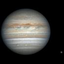 Dance of Jupiter and Ganymede in 1.5 hours,                                Mason Chen