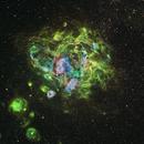 NGC 1763 Bean Nebula Region,                                John Ebersole
