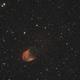 Abell 21 e NGC 2395,                                Giuseppe Bertaglia
