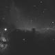 Horse Head nebula first light,                                Al Alicea