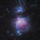 M42 - Great Nebula in Orion,                                Sébastien Kesteloot