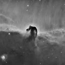 Horsehead Nebula in Ha,                                Steve Cooper