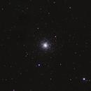 Messier 3 in Canes Venatici,                                Victor Land