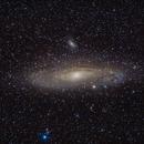 Andromeda Galaxy, M31,                                sneeds