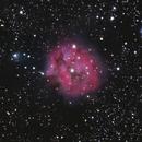 IC 5146 - Cocoon Nebula,                                Carsten Dosche