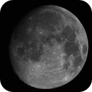 Moon - 20210225 - Evoguide ED50 at 425 mm (F8.5),                                altazastro