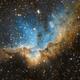 NGC7380,                                Mateusz Wiśniewski
