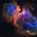 Soul Nebula, IC 1848,                                Patrick Hsieh