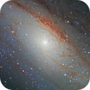 Messier 31,                                Martin Magnan