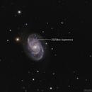 Supernova 2020bio in NGC5371,                                Göran Nilsson