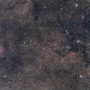 NGC6823,                                Hugues Obolonsky