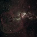 NGC 3579,                                Freestar8n