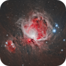 Messier 42 - The Great Orion Nebula (Narrowband HOO Palette),                                Diego Cartes