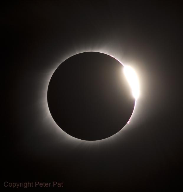 Diamond Ring from Wyoming,                                Peter Pat