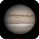 Jupiter | 2018-08-16 3:39 UTC | Color,                                Chappel Astro