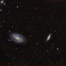 M81 & M82,                                astronut1982
