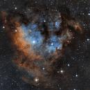 Ced 214 - Sh2-171 - Berkeley 59 - SHO,                                Andrea Alessandrelli