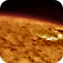 Solar Flares Getting Close to the Limb,                                  Chuck's Astrophot...