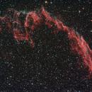 NGC 6992 Veil Nebula,                                Frank Iwaszkiewicz