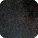 Sagitta with Messier 71,                                AC1000