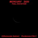 Mercury  -  Full rotation,                                Raimondo Sedrani
