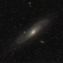 M31, Andromedagalaxy,                                UN73
