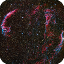 Veil Nebula reworked,                                Wei-Hao Wang