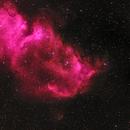 The Soul Nebula IC1848,                                John Hulme