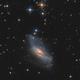 NGC 2146 - Twisted Spiral,                                Victor Van Puyenb...