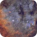 NGC7822 ( all the data i collect in the past 2 years ),                                Vincent